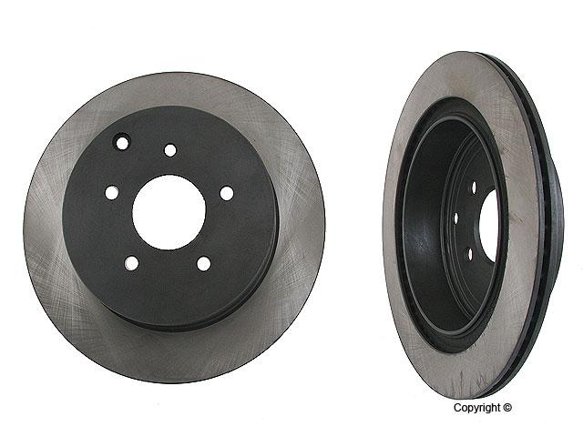 Infiniti FX45 Rotors > Infiniti FX45 Disc Brake Rotor