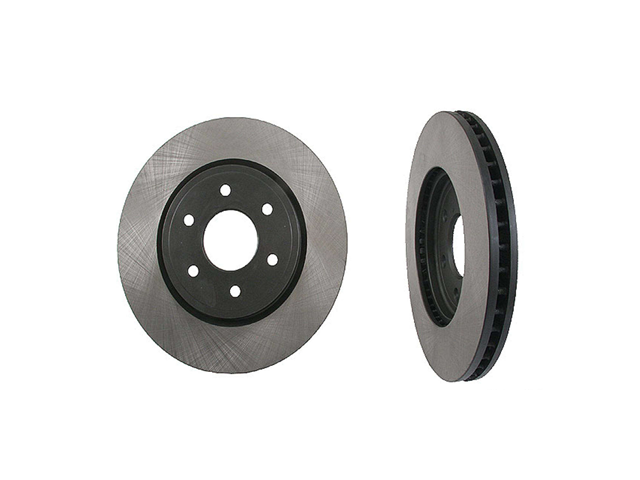 Nissan Xterra Rotors > Nissan Xterra Disc Brake Rotor