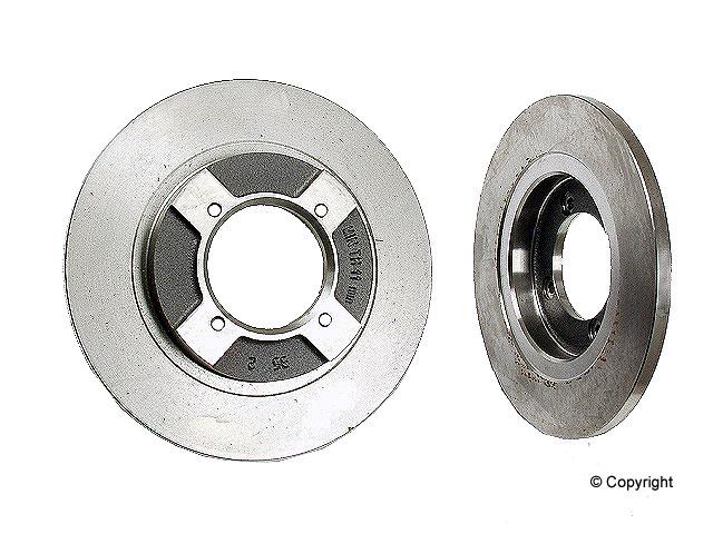 Nissan Pulsar Brake Disc > Nissan Pulsar NX Disc Brake Rotor