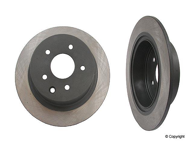 Nissan Altima Brakes > Nissan Altima Disc Brake Rotor
