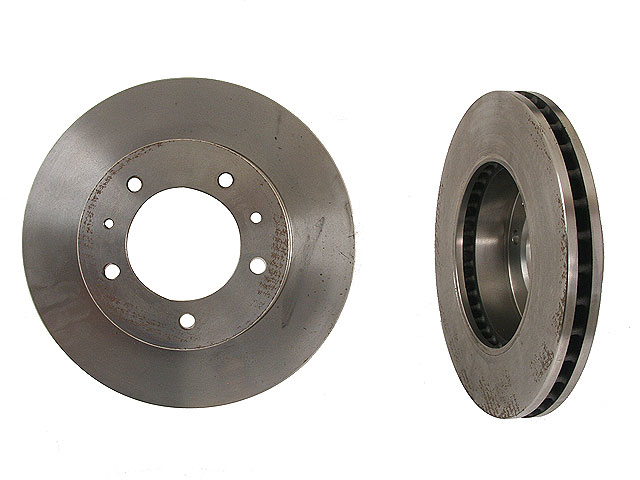 Nissan Van Brake Disc > Nissan Van Disc Brake Rotor
