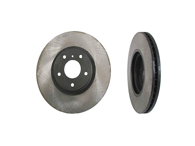 Nissan Murano > Nissan Murano Disc Brake Rotor