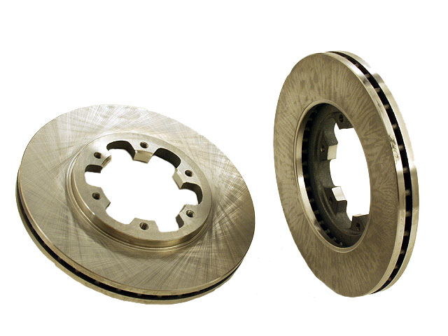 Nissan D21 Rotors > Nissan D21 Disc Brake Rotor