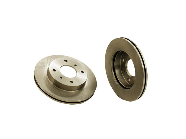 Nissan 240SX Rotors > Nissan 240SX Disc Brake Rotor
