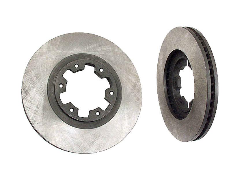Nissan Brakes > Nissan Pathfinder Disc Brake Rotor