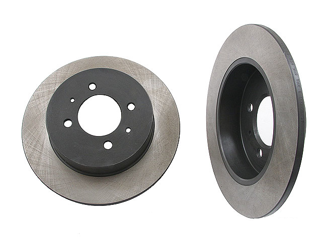 Nissan NX Brake Disc > Nissan NX Disc Brake Rotor