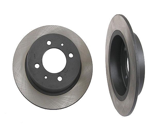 Nissan Brake Disc > Nissan 200SX Disc Brake Rotor