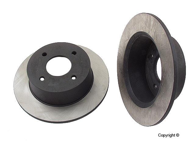 Nissan 280Z Brakes > Nissan 280ZX Disc Brake Rotor