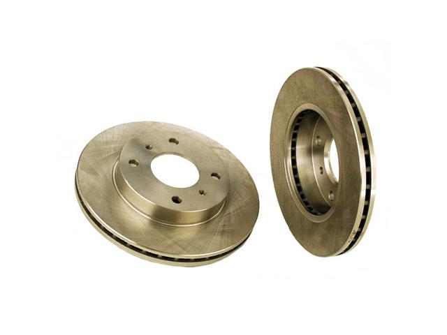 Nissan Axxess Brakes > Nissan Axxess Disc Brake Rotor