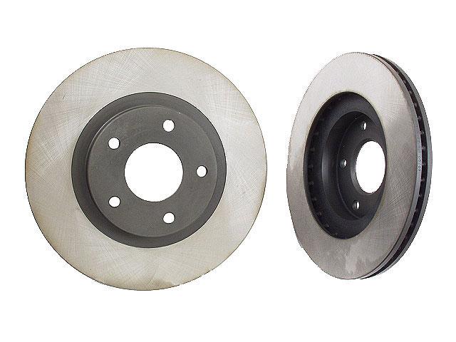 Infiniti I35 Rotors > Infiniti I35 Disc Brake Rotor