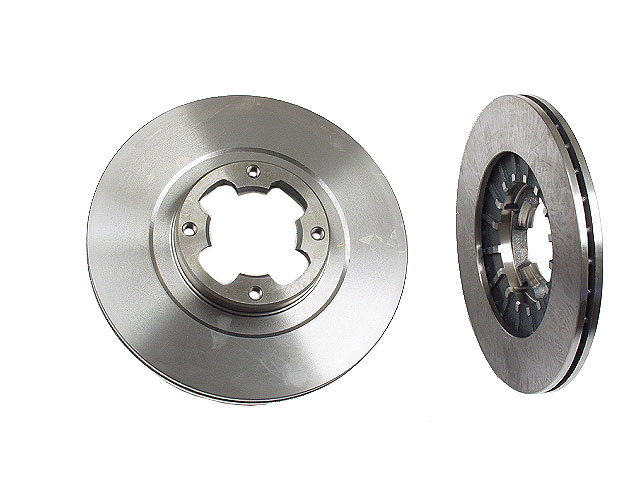 Subaru Justy Rotors > Subaru Justy Disc Brake Rotor