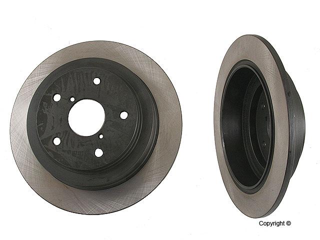 Subaru SVX Rotors > Subaru SVX Disc Brake Rotor