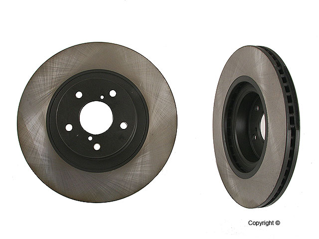 Subaru Brakes > Subaru Forester Disc Brake Rotor