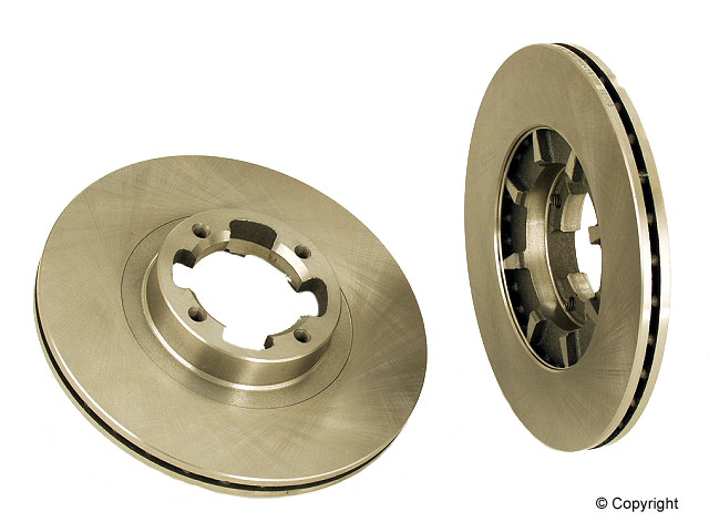 Subaru Loyale Rotors > Subaru Loyale Disc Brake Rotor