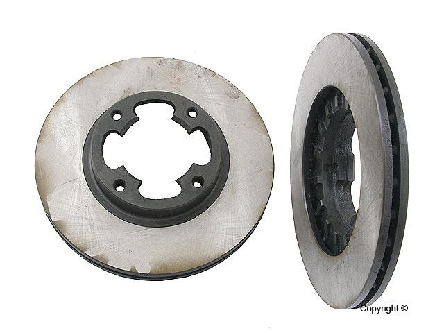 Subaru Justy Brakes > Subaru Justy Disc Brake Rotor