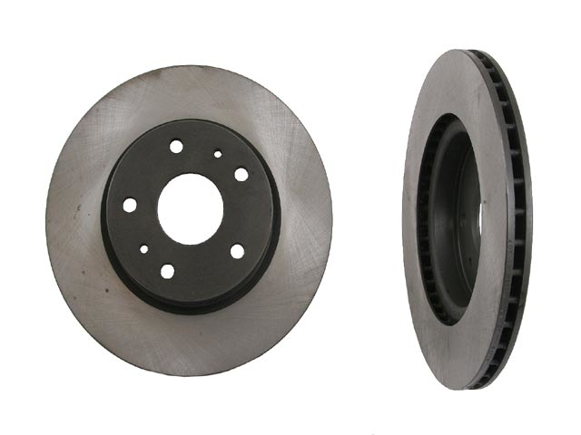 Suzuki Brake Rotors > Suzuki SX4 Disc Brake Rotor