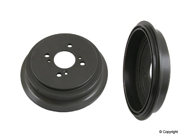 Suzuki Brake Drum > Suzuki Aerio Brake Drum