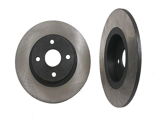 Toyota MR2 Rotors > Toyota MR2 Disc Brake Rotor