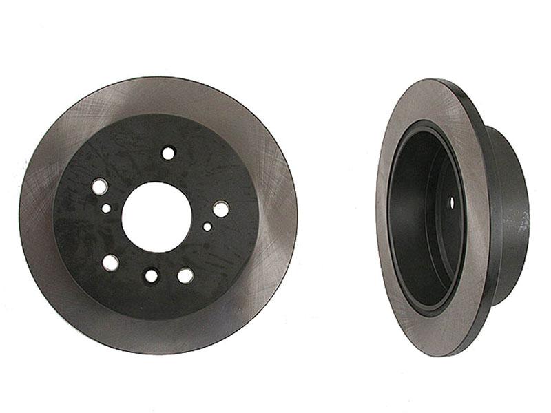 Lexus ES300 Rotors > Lexus ES300 Disc Brake Rotor