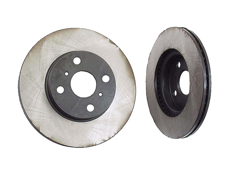 Toyota Brake Rotors > Toyota Echo Disc Brake Rotor