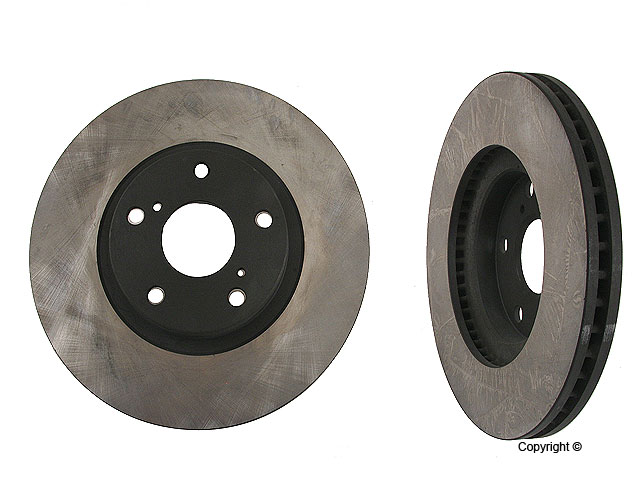 Lexus ES330 Brake Disc > Lexus ES330 Disc Brake Rotor