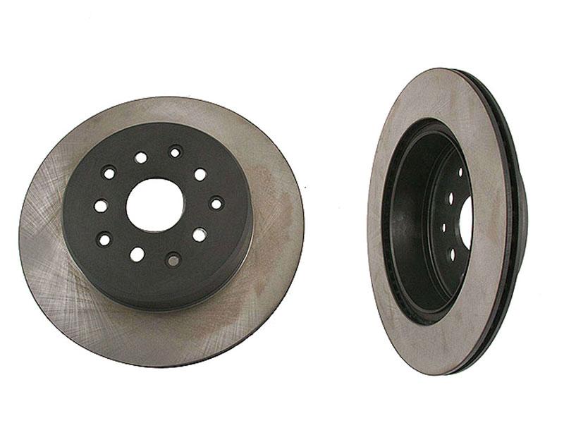 Toyota Supra Rotors > Toyota Supra Disc Brake Rotor