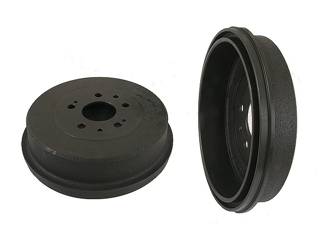 Toyota Brake Drum > Toyota Tacoma Brake Drum