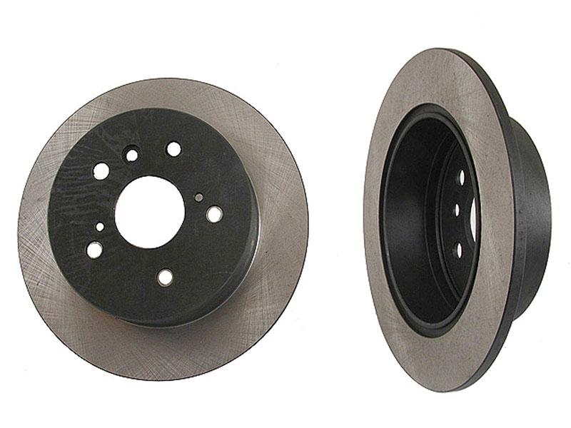 Toyota Camry Brake Disc > Toyota Camry Disc Brake Rotor