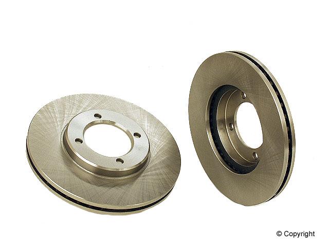 Toyota Cressida Rotors > Toyota Cressida Disc Brake Rotor