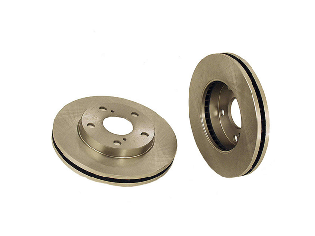 Toyota Camry Rotors > Toyota Camry Disc Brake Rotor