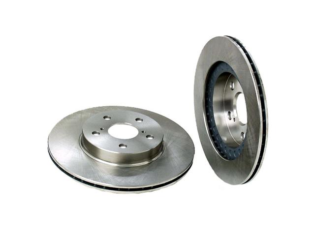 Toyota RAV4 Brakes > Toyota RAV4 Disc Brake Rotor