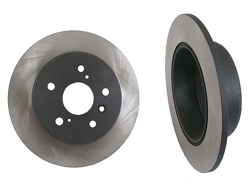 Lexus RX300 Brake Disc > Lexus RX300 Disc Brake Rotor