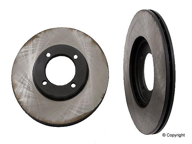 Toyota Cressida Brake Disc > Toyota Cressida Disc Brake Rotor