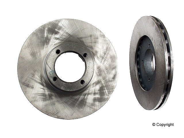 Toyota Van Brake Disc > Toyota Van Disc Brake Rotor