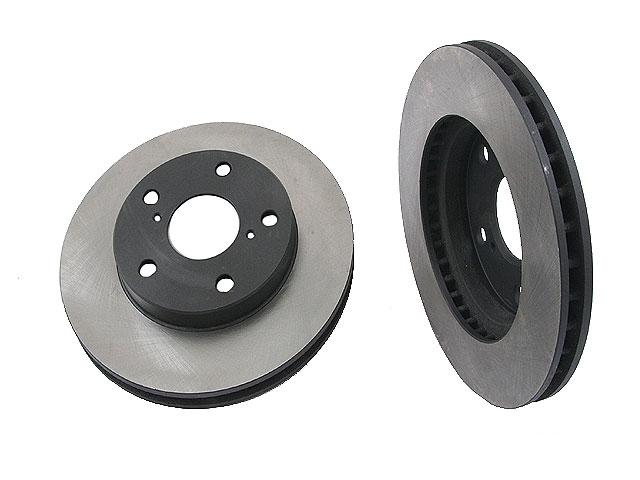 Toyota MR2 Brake Disc > Toyota MR2 Disc Brake Rotor