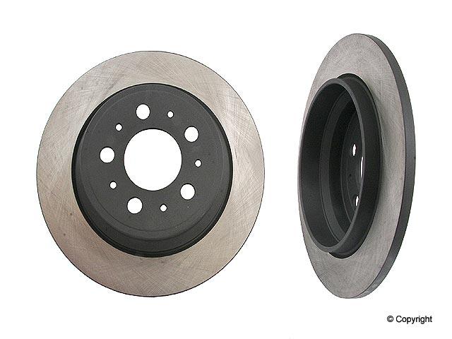 Volvo S80 Rotors > Volvo S80 Disc Brake Rotor