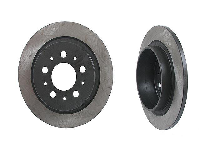 Volvo V90 Brake Disc > Volvo V90 Disc Brake Rotor