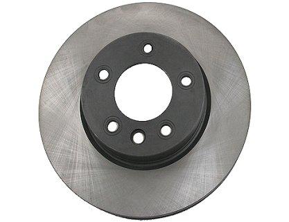 VW Touareg > VW Touareg Disc Brake Rotor