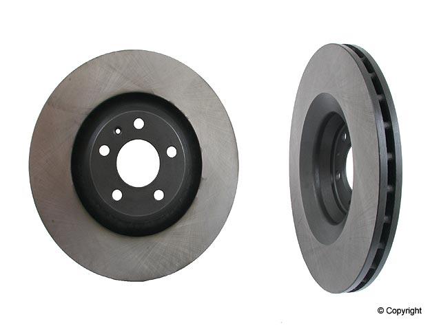 Audi Rotors > Audi A6 Disc Brake Rotor