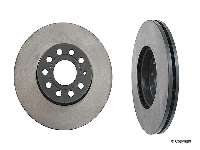 VW Brake Rotor > VW Rabbit Disc Brake Rotor