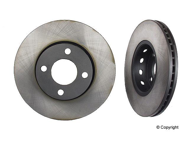 Audi Cabriolet Rotors > Audi Cabriolet Disc Brake Rotor