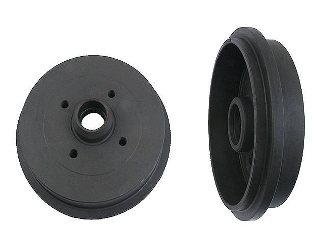 Audi Brake Drum > Audi Coupe Brake Drum