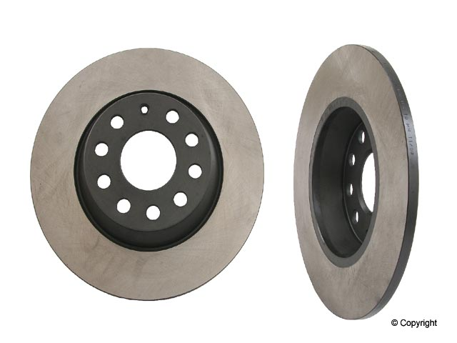 Volkswagen Brake Disc > VW Eos Disc Brake Rotor