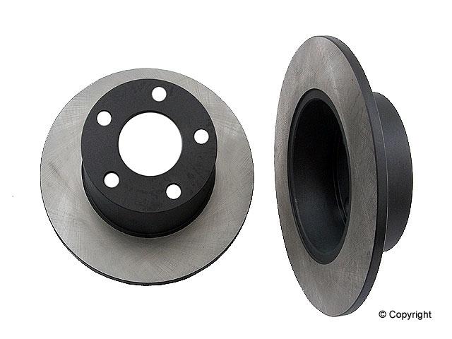Audi Rotors > Audi 100 Disc Brake Rotor