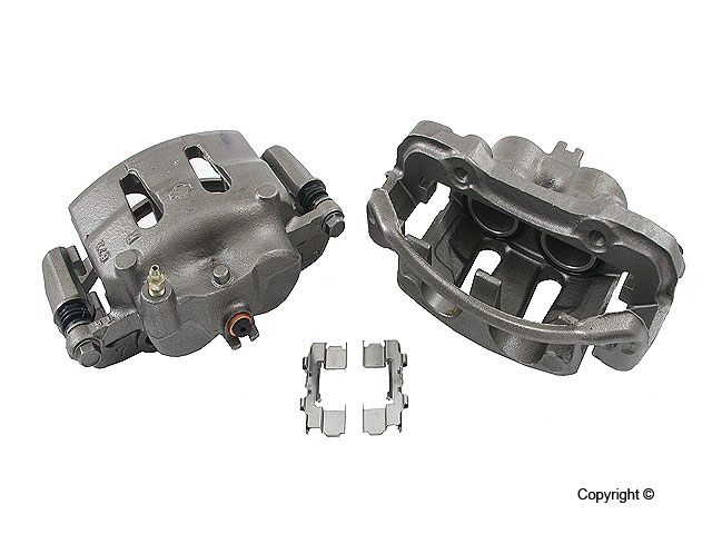Nissan D21 Brake Caliper > Nissan D21 Disc Brake Caliper