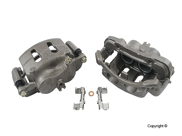 1989 Nissan Pathfinder Disc Brake Caliper