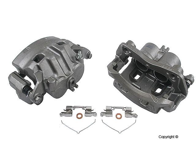 Nissan 350Z Brake Caliper > Nissan 350Z Disc Brake Caliper