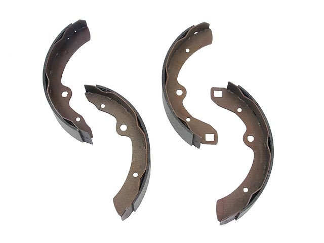 Nissan Brake Shoe Set > Nissan 240Z Drum Brake Shoe