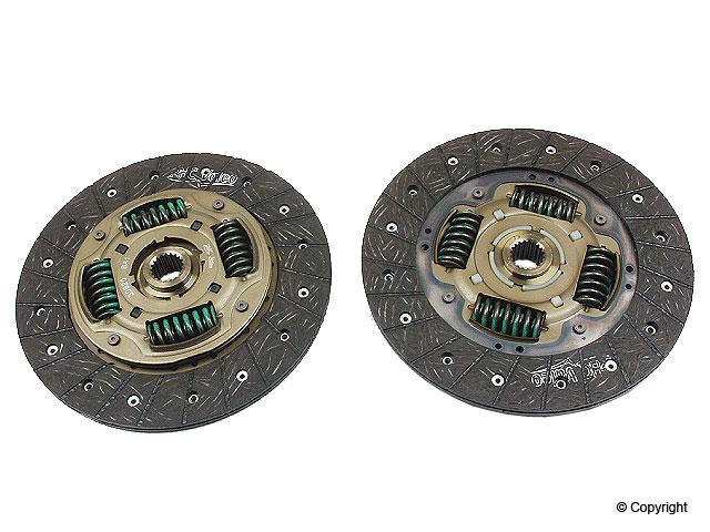 Hyundai Clutch Disc > Hyundai Accent Clutch Friction Disc