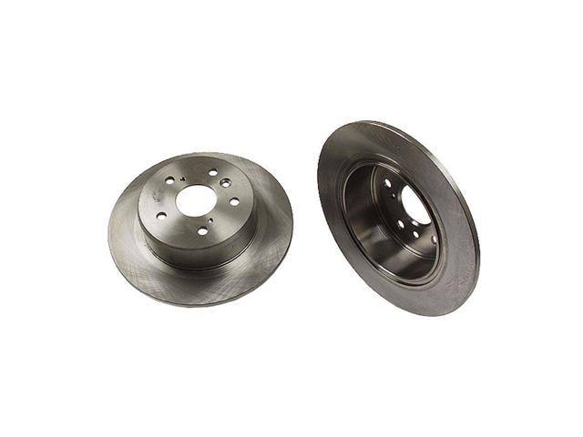 Toyota Avalon Brake Disc > Toyota Avalon Disc Brake Rotor